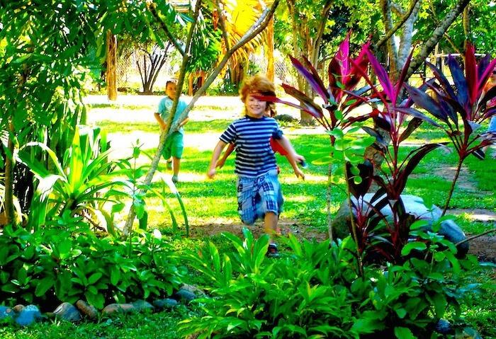 Liam Jungle Green