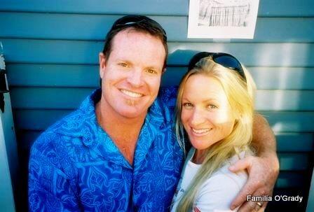 Frank and Katie O'Grady