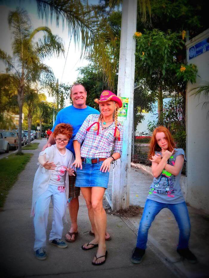 Los O'Gradys in MexicoUntil Death Do We Part: Living with Life-Threatening Food Allergies