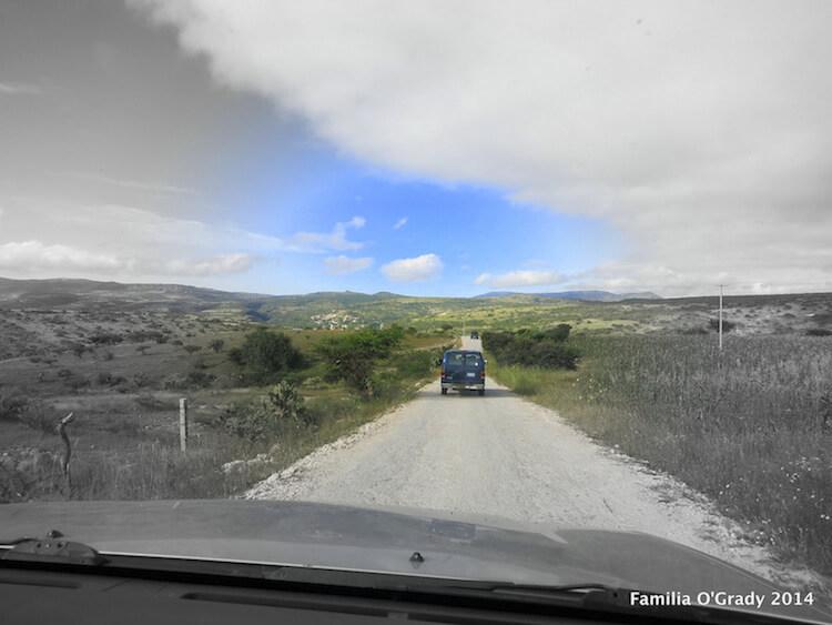 Cañada de la Boca