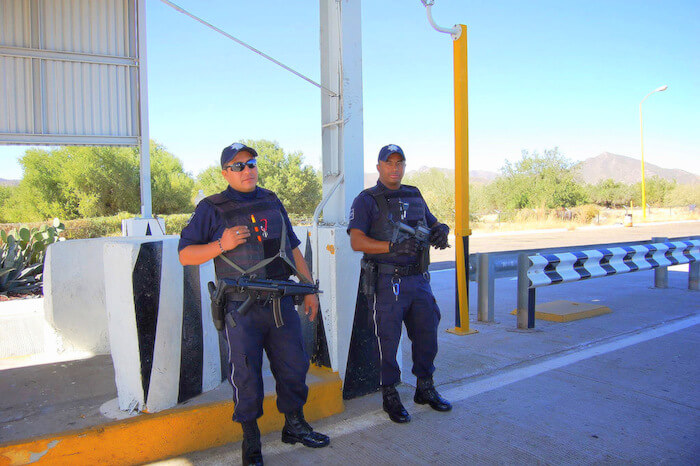 Nogales Border Crossing