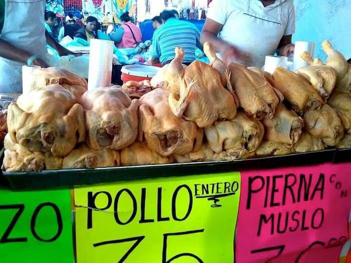 Pollo @ Tuesday Market