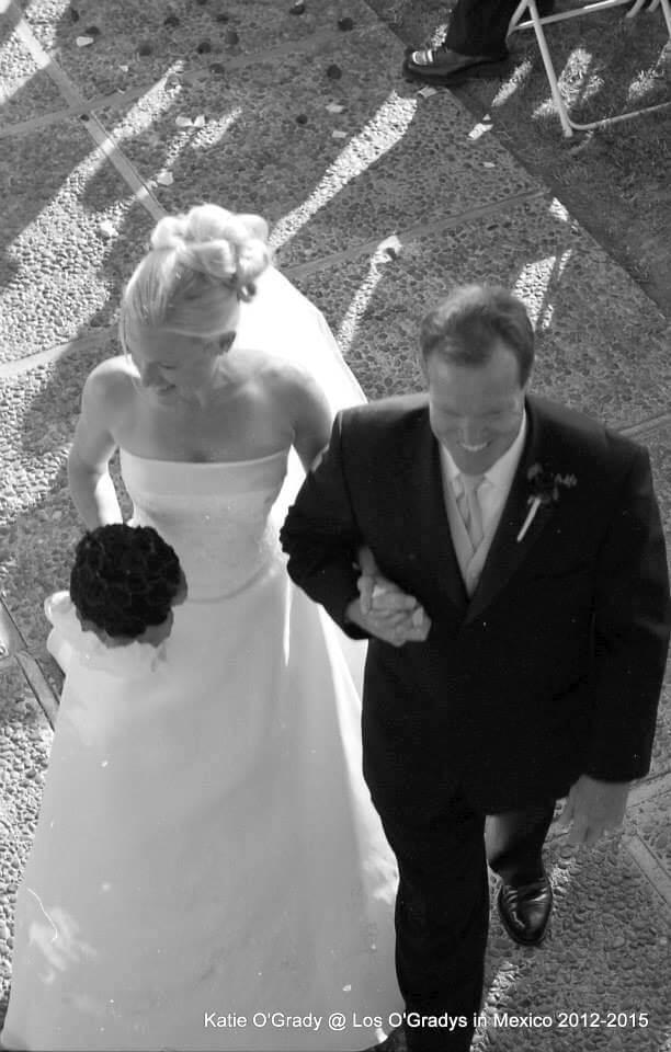 Wedding Day July 21, 2001