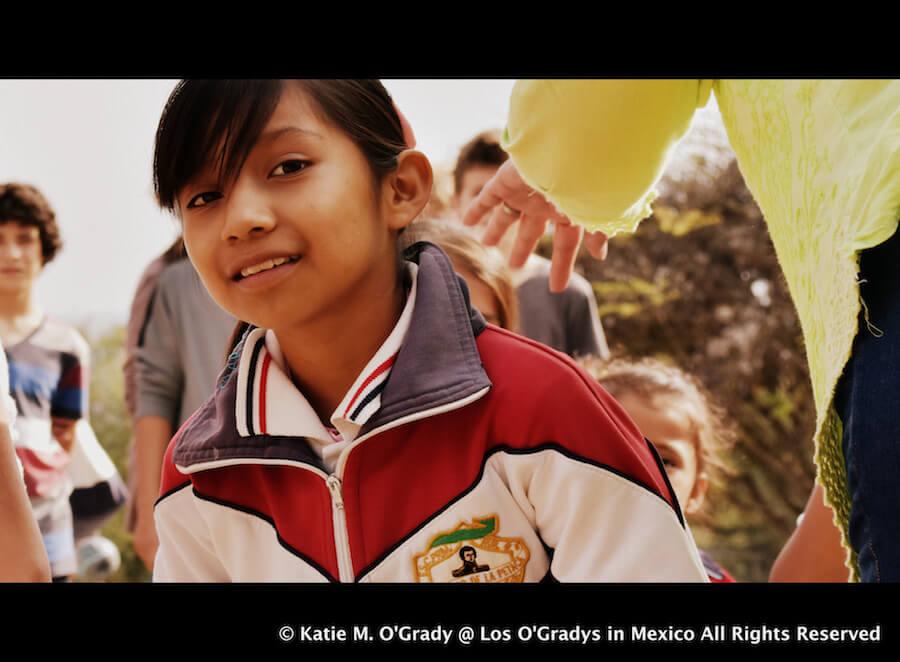 Victoria Robbins School Community Outreach~San Miguel de Allende