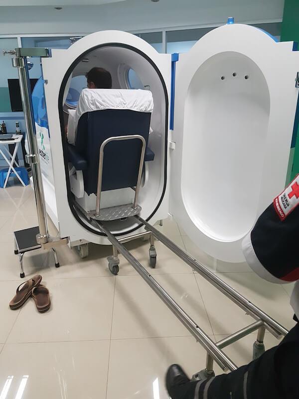 #2 of 2 Hyperbaric Treatments in Guadalajara