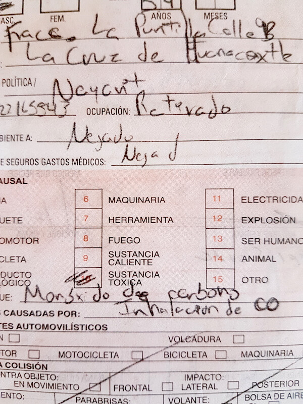 Retired Firefighter Poisoned by Carbon Monoxide in Lake Chapala, Mexico